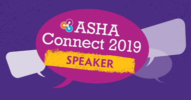 ASHA's 2019 Schools CONNECT Conference